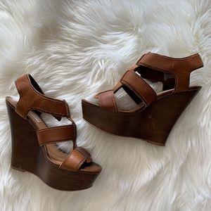 Steve Madden | Wanting Platform Wedge Sandals